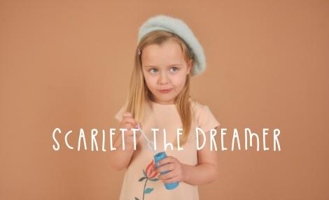 'scarlett the dreamer'